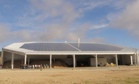 La perfección renovable: generar a la vez frío, calor y electricidad