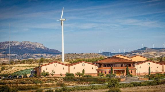 Álava cuenta con la primera bodega del mundo autoabastecida con energía renovable